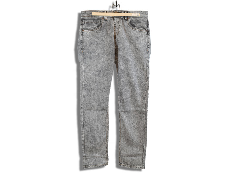 Men's Casual Jeans Pants-URP79
