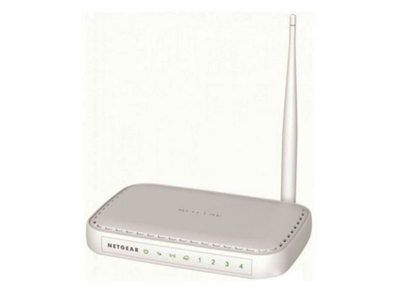 WIRELESS N150 Mbps 4PORT Router JNR1010