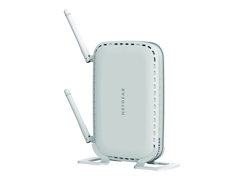 WIRELESS N300 Mbps 4PORT Router WNR614
