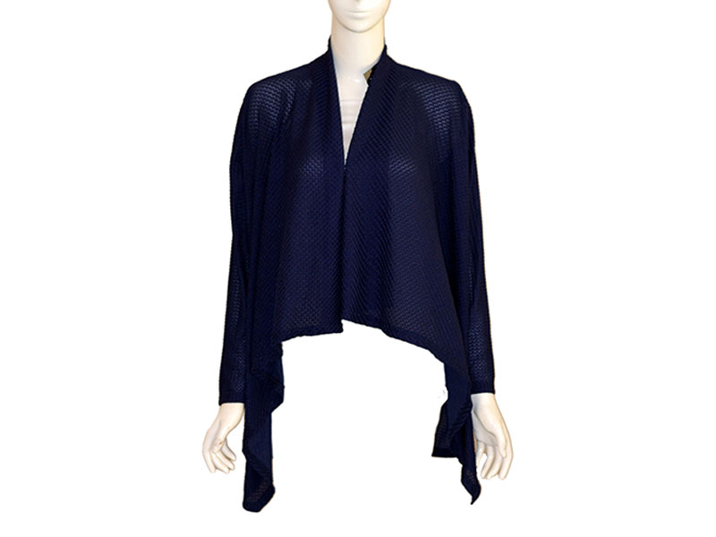 Blue Winter Shrug for Women