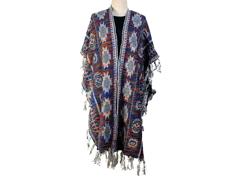 Multi-Color Stylish  Winter Shrug for Women