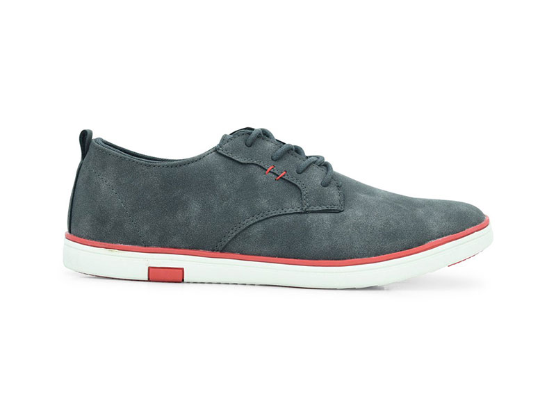 Grey Casual Shoes For Men