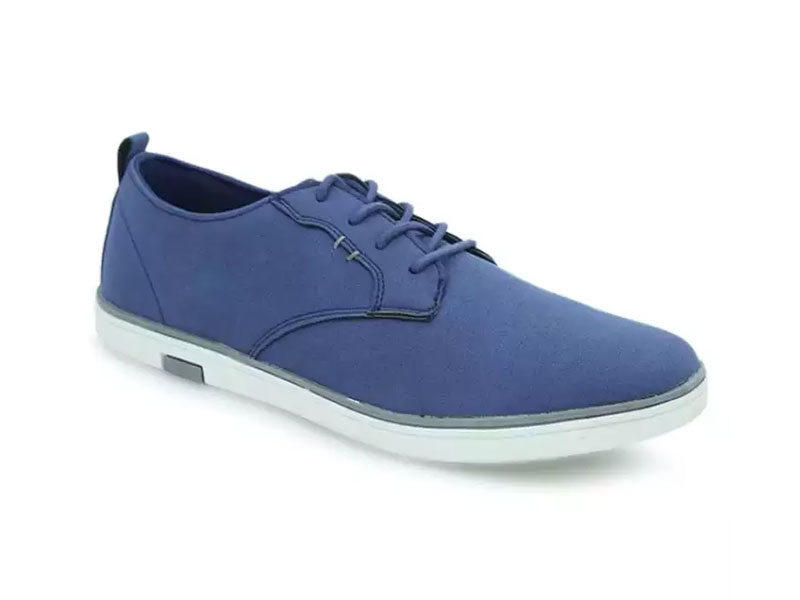 Blue Casual Shoes For Men