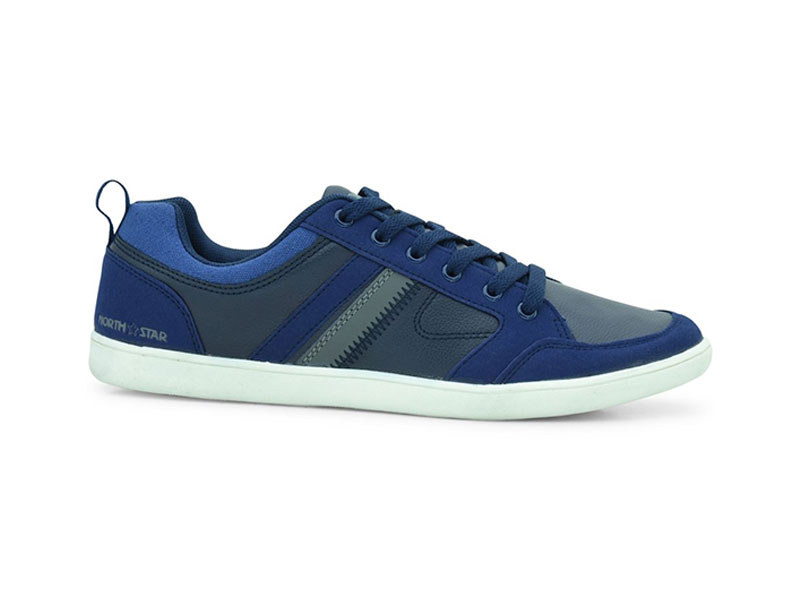 North Star Blue Casual Shoes For Men-8819032