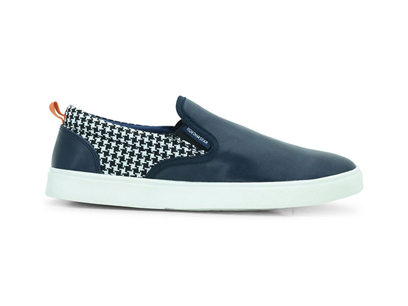 North Star Blue Casual Shoes For Men-8819035