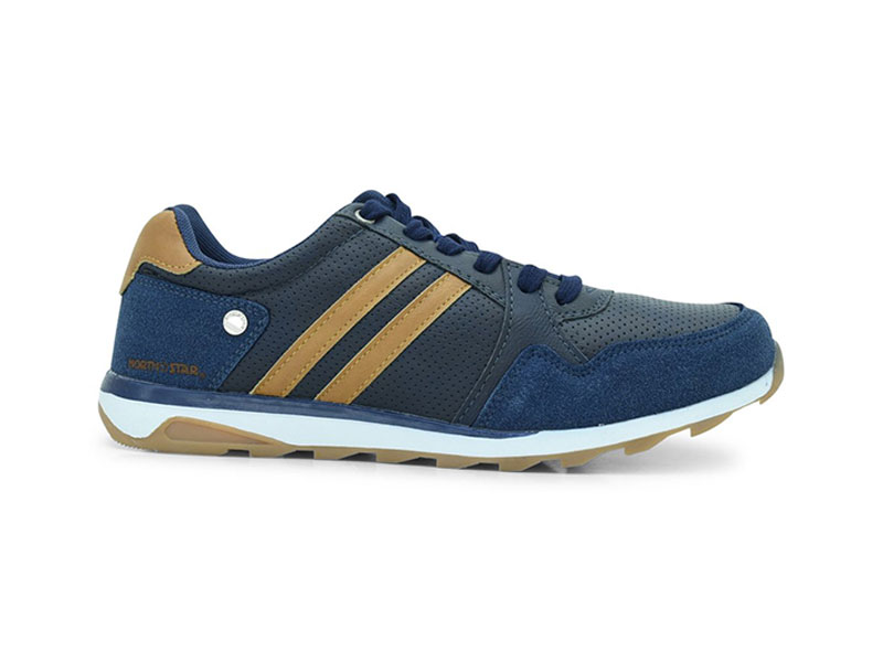 Blue Casual Sneakers For Men-8819301