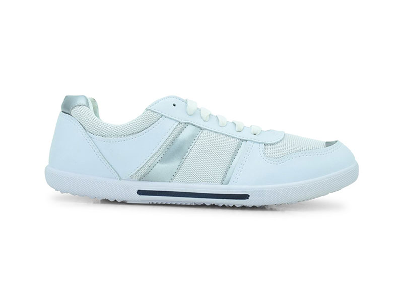 White Casual Shoes For Men- 8891067