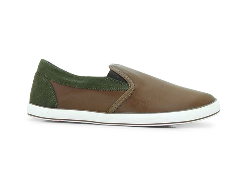 North Star Brown Casual Shoes For Men-8894011