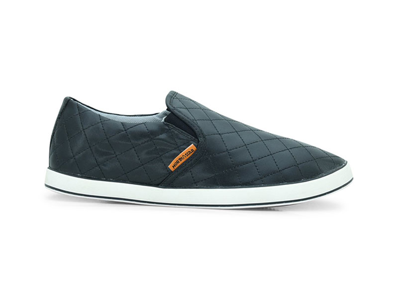 North Star Black Casual Shoes For Men-8896025