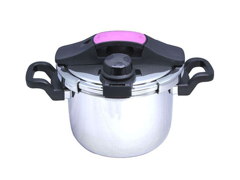 Stainless Still pressure Cooker (22cm)2