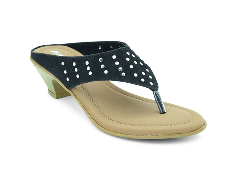 Black Ladies Sandals For Women-6616939
