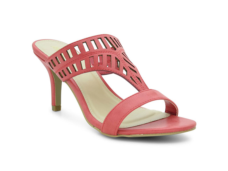 Red Heel Sandals for Women-6710496