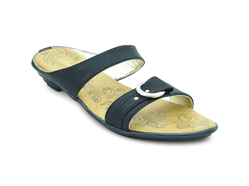 Black Sandals For Women-6716007
