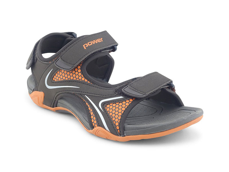 Brown Sporty Sandals For Men-8614128