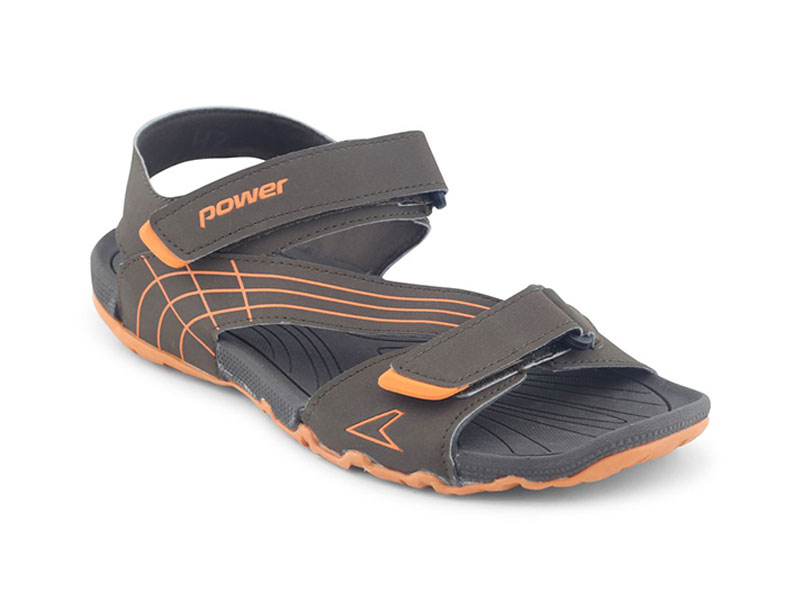 Brown Sporty Sandals For Men-8614727