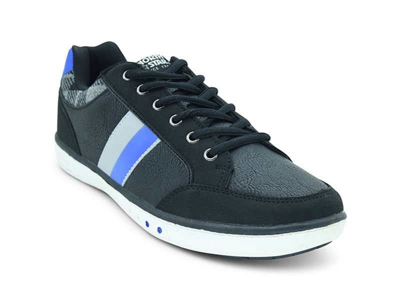 Black Casual Shoes For Men-8816946
