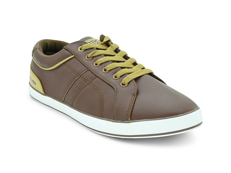 Brown Casual Shoes For Men-8814043