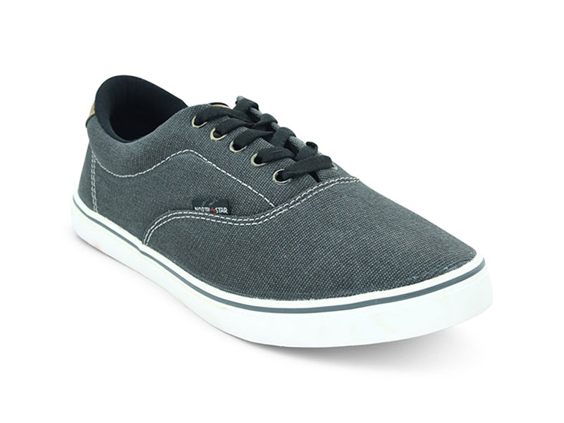 Grey Casual Shoes For Men-8892069