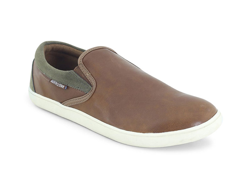 Brown Casual Shoes For Men-8814031