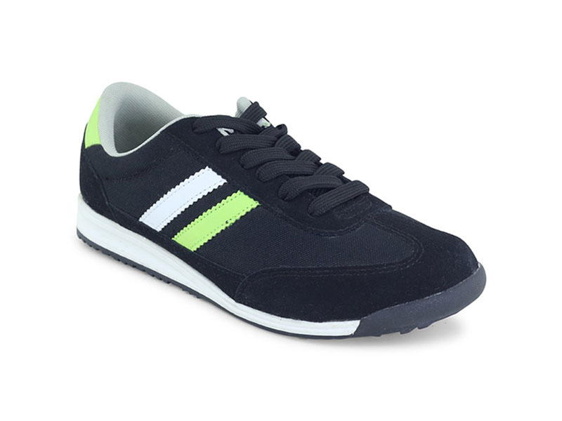 Black Casual Shoes For Men-8816038