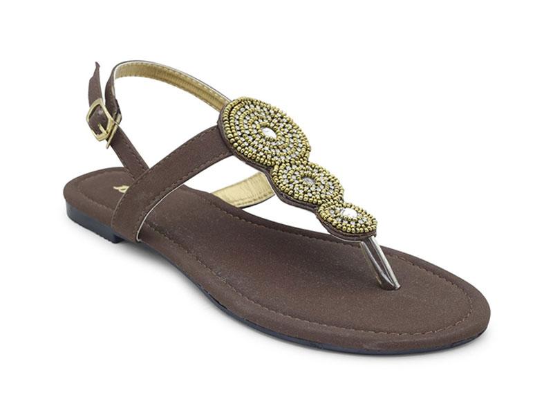 Flate Sandals for Ladies-5614976