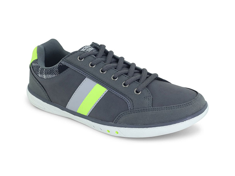 Grey Casual Shoes For Men-8812946