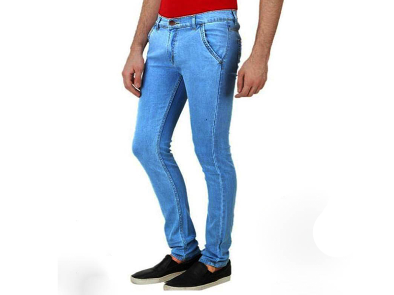 Stylish Casual Jeans For Men-URD58