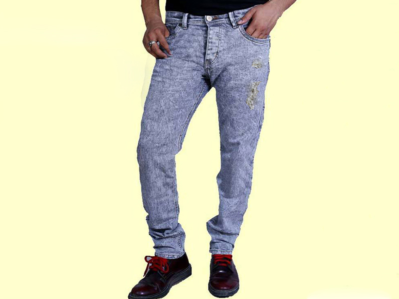 Stylish Casual Jeans For Men-URD79