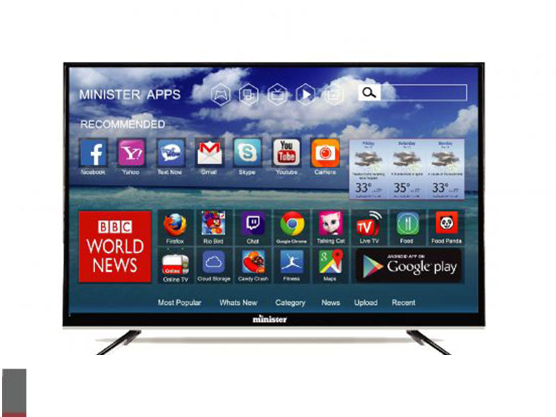 Minister 24″ Internet Glorious LED TV