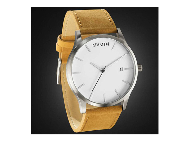 MVMTM Men's Watch Silver