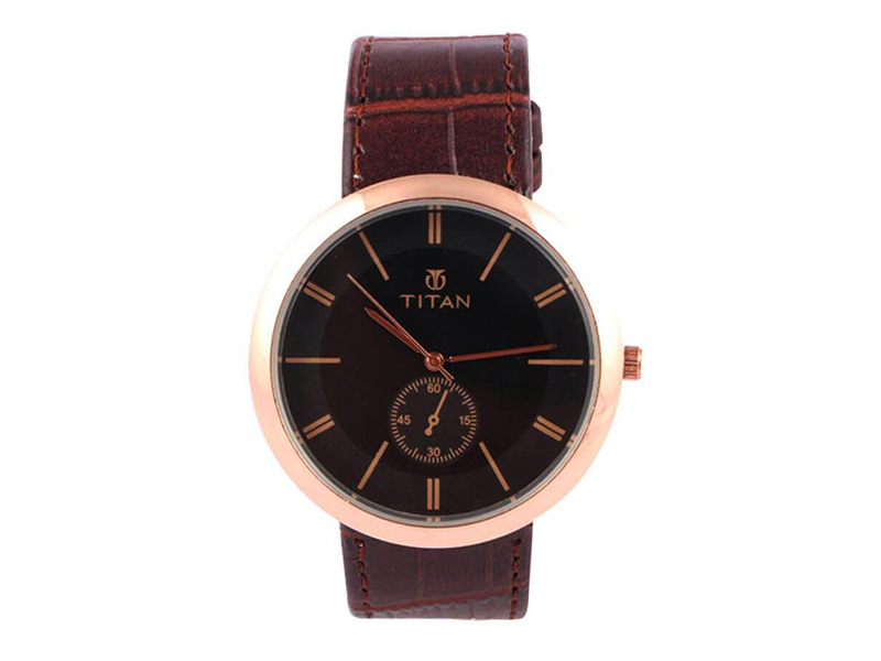 Titan Gents Wrist Watch-[Replica]