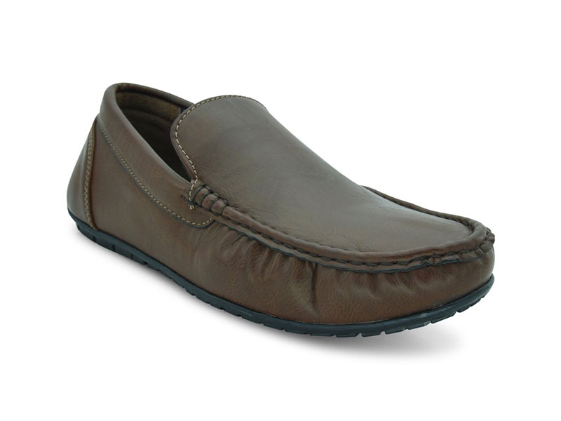 Men Brown Loafers-8514088
