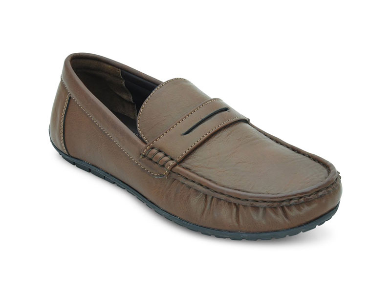 Men Brown Loafers-8514089