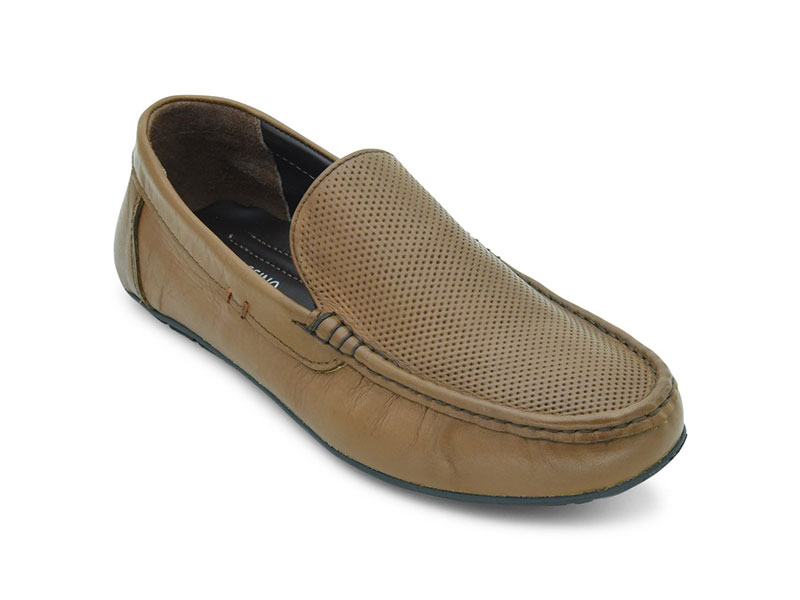 Men Brown Loafers-8544086