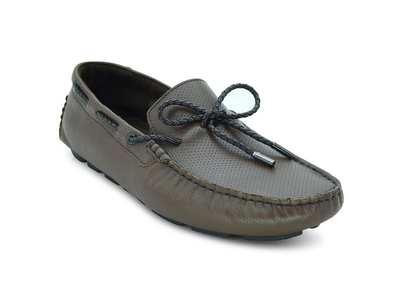 Brown Men's Loafers-8544940