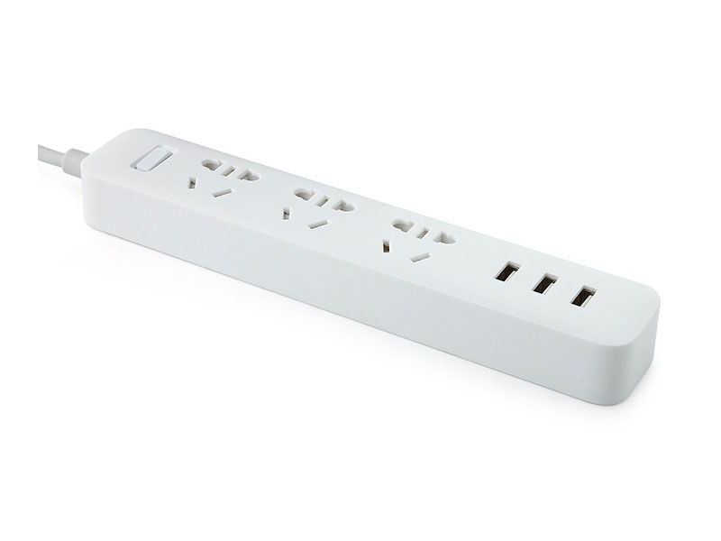 MI  Power Strip (3 USB Output)