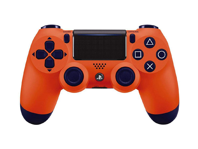 Sony PS4 Dualshock Wireless Controller -Orange