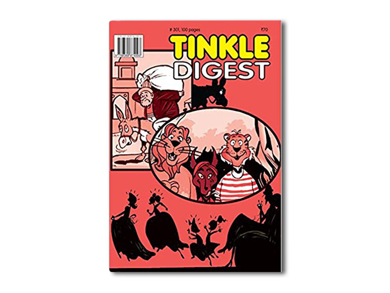 Tinkle Digest 304