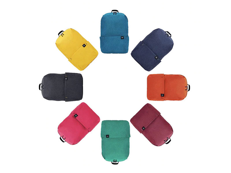 Xiaomi Colorful Mini Backpack (Red)