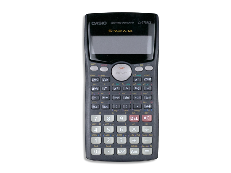 Casio Scientific Calculator (FX-570MS)