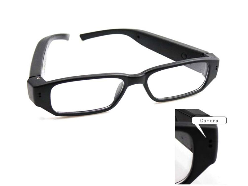 720P HD Hidden Spy Sunglass Camera