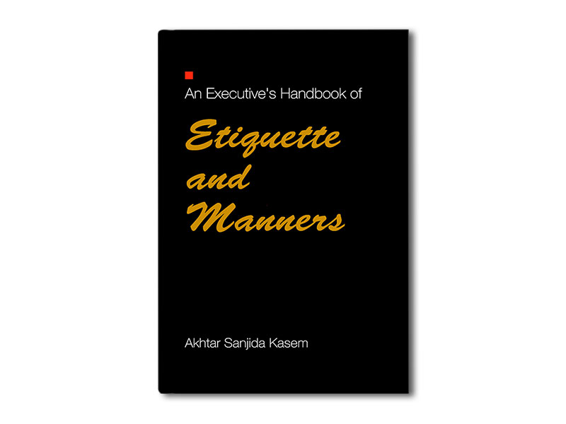 An Executive's Hand Book of Etiquette and Manners