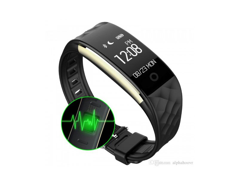 S2 Bluetooth Smart Watch With GPS Sport Tracker Heart Rate Monitor