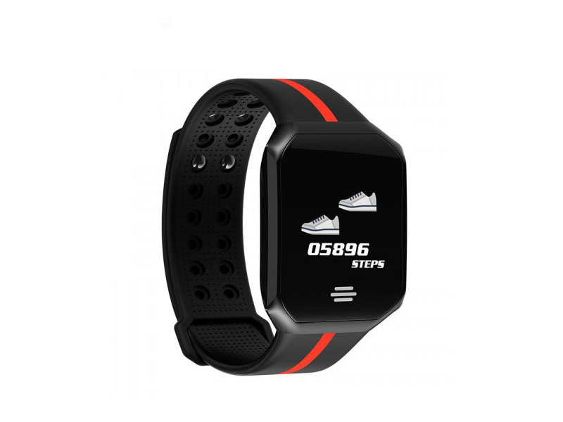 B07 Smart Watch Heart Rate Blood Pressure Monitor