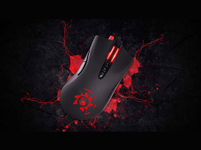 A4Tech Bloody A-91 Gaming Mouse