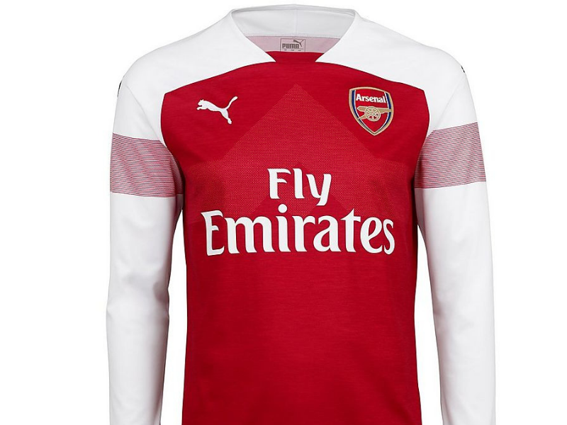 Arsenal Jersey-Home Full Sleeve