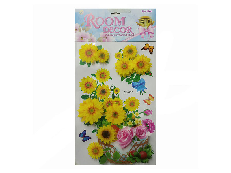 Wall Sticker DYI Room Decor (QE-030)