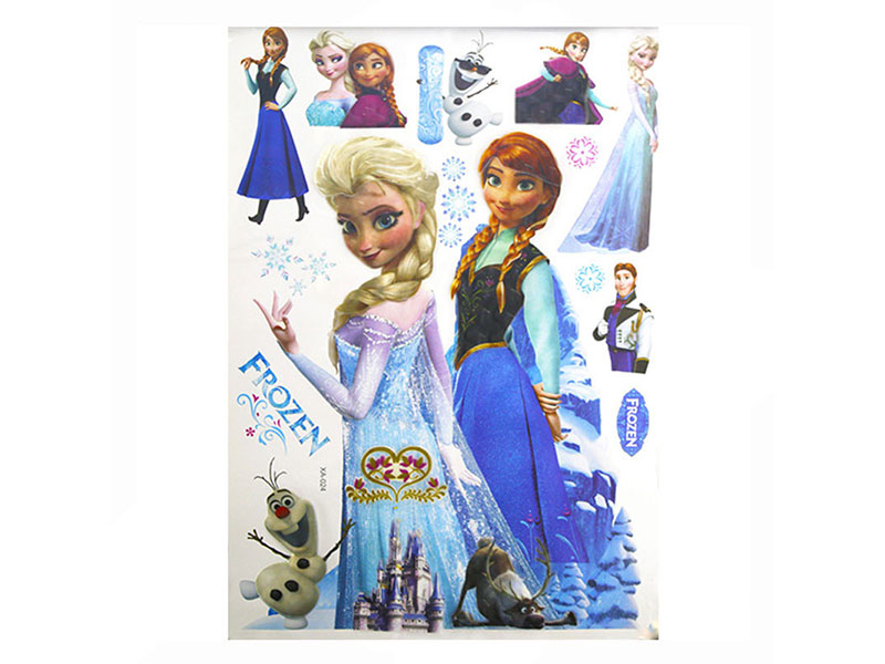 Wall Sticker DYI Frozen Room Decor (XA-024)