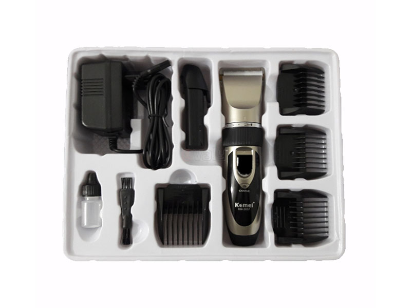 Kemei KM-3057 Hair Clipper and Trimmer