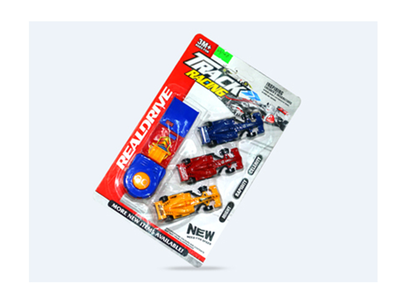 Track Raceing Car-Small
